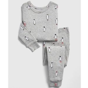 Gap Penguin Pajama Set